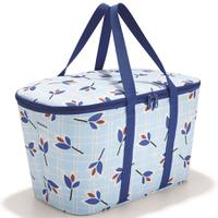 Термосумка Coolerbag leaves blue, Reisenthel